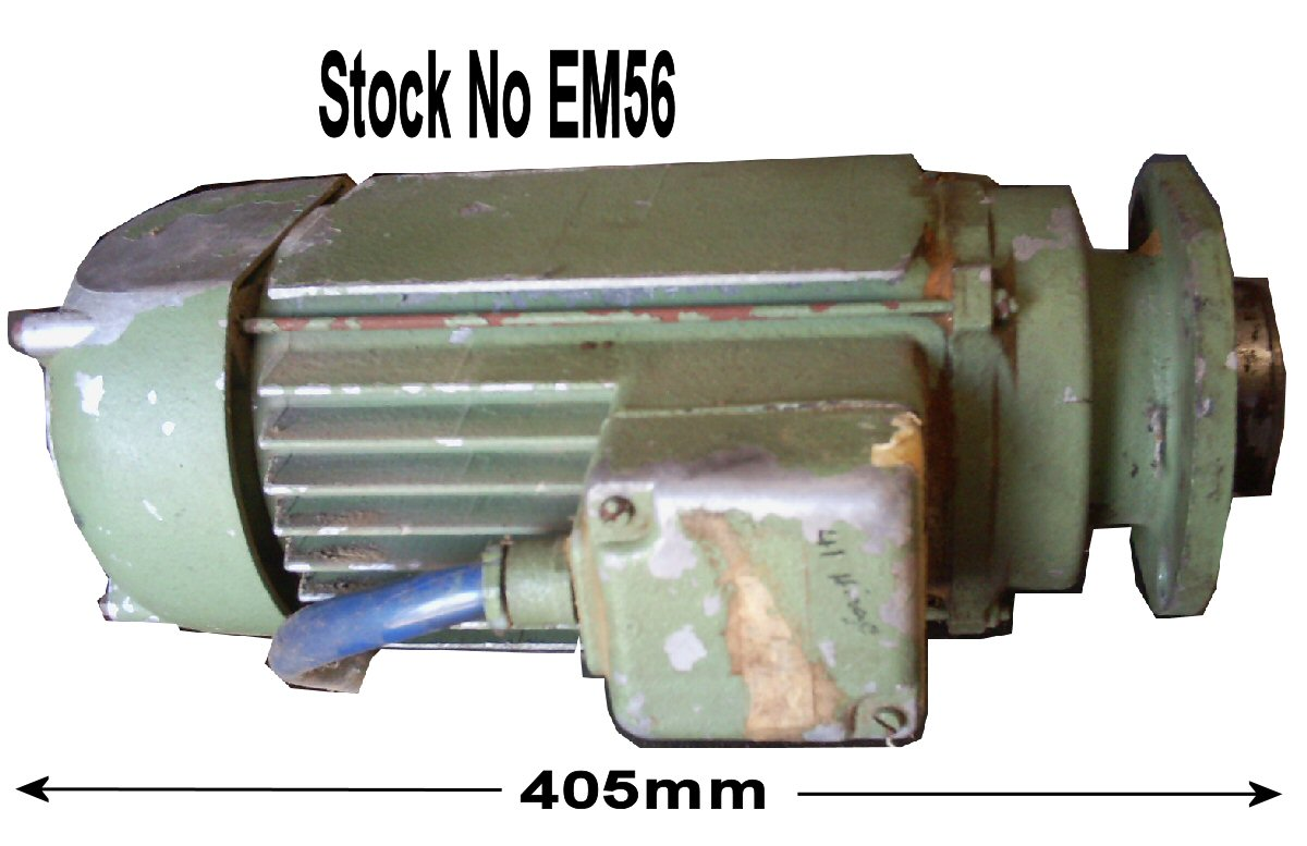 em56 low profile electric motor