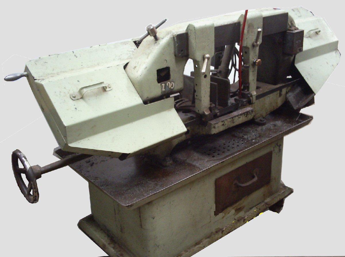 EN16 Metal Cutting Bandsaw