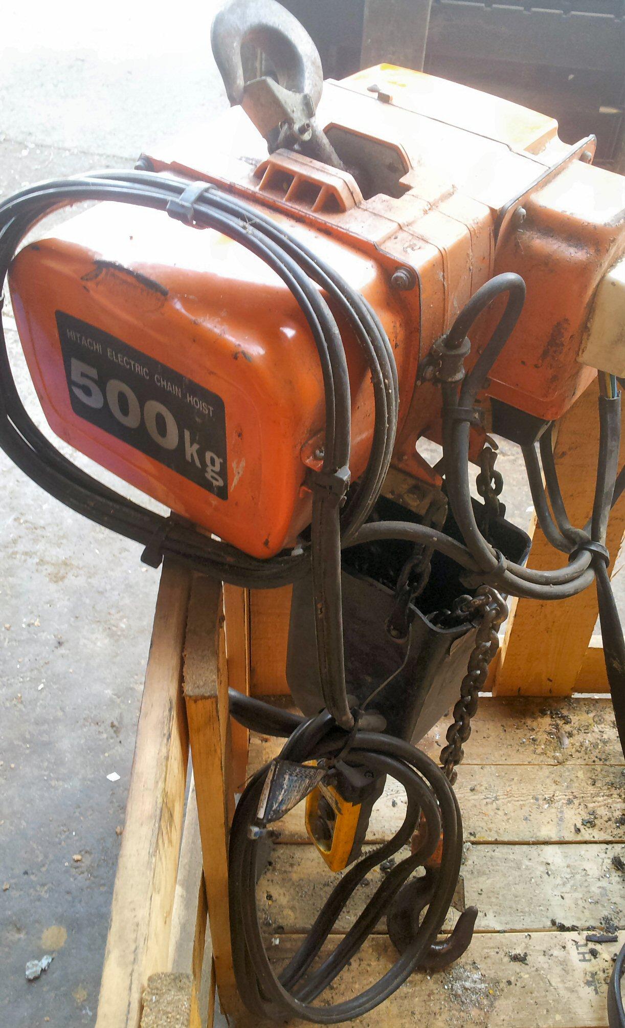 w11 Electric Chainhoist